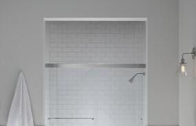Revel™ Pivot and Sliding Bath and Shower Doors