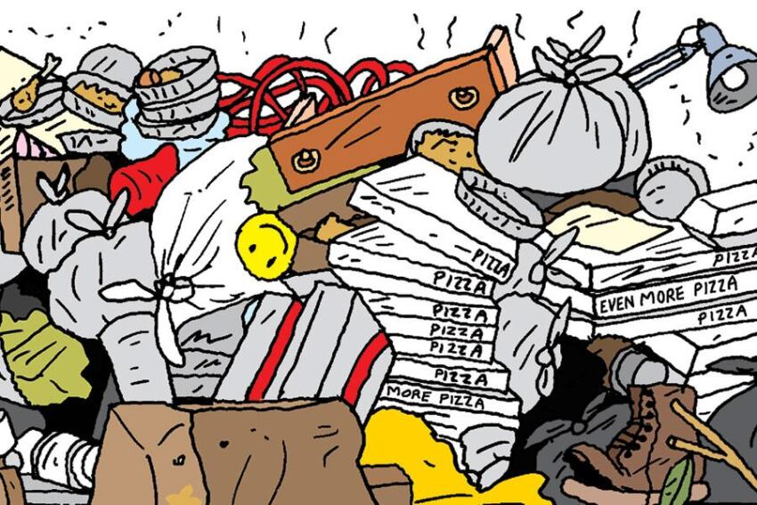 Hoarders: How to Recognize and Manage Hoarding Tenants