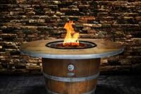 Vin de Flame Releases Fire Table for Wine Lovers