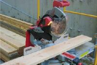 King-Size Miter Saw Is a Winnerby