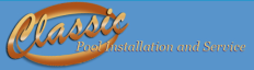 Classic Pool Installer, Inc. Logo