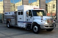 This Vehicle is Designed for Disaster Relief