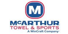 McArthur Towel and Sports Logo