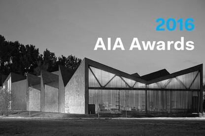 2016 AIA Institute Honor Awards: Architecture