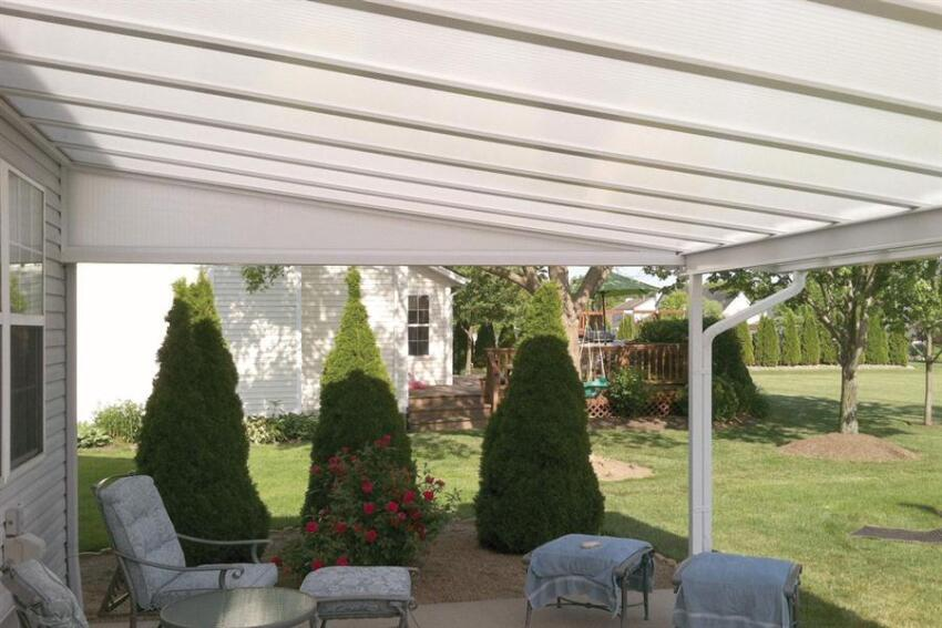 Take Cover: Fabrication Group Permanent Patio Cover Roof System