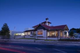Rosa F. Keller Library & Community Center