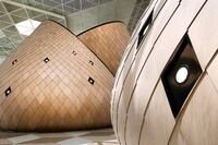 Innovative Detail: Autoban Weaves a Network of Wood Finishes into Cocoons in Azerbaijan