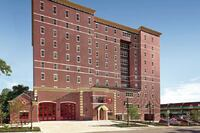 Development Combines Seniors Housing and Fire Station