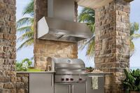 Broan Nu-Tone Best WPD39M Series Outdoor Range Hood
