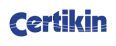 Certikin International, Ltd. Logo
