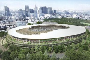 Kengo Kuma's winning design