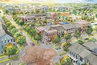 the bayou district at park city, new orleans