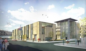 City of Easton's City Hall and Transportation Center to Feature Precast