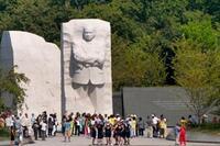 On the MLK Memorial: Mabel Wilson
