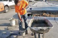 Testing for Pervious Concrete Pavement