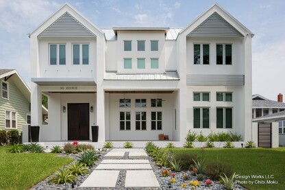 Design Works LLC | Transitional Lines | St Petersburg, FL