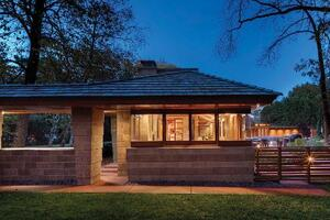 Albert and Edith Adelman Residence Restoration