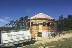 A 21st-Century Yurt