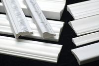Reclaimed Polystyrene Cornice and Crown Moldings