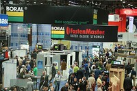 New Products Showcased at Builders' Show