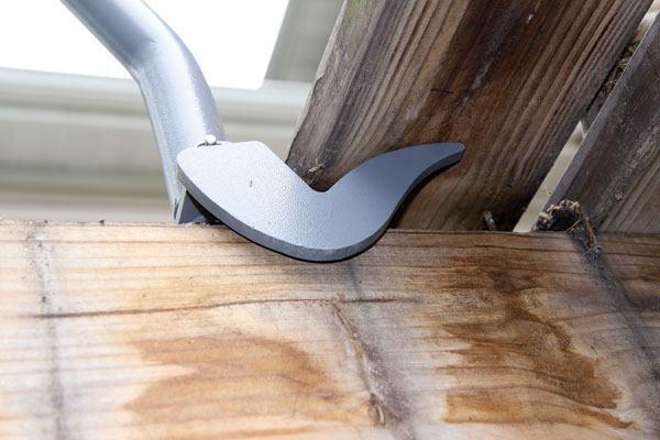 4-Duckbill Deck Wrecker