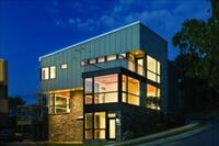 Overlook Clipper Mill LEED-Silver Homes in Baltimore Bring Contemporary Style to an Historic Mill