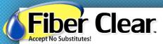 Fiber Clear, Inc. Logo