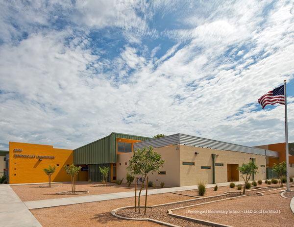 Pendergast Elementary.
