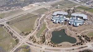 Toyota's North American HQ will move from SoCal to this location in Plano, Tx.