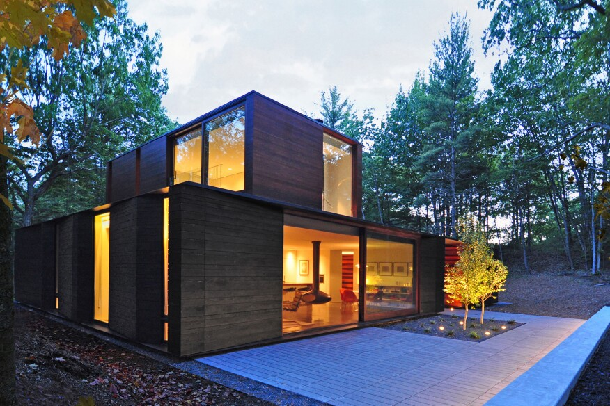 The winners of the 2015 residential architect design for Award winning architects
