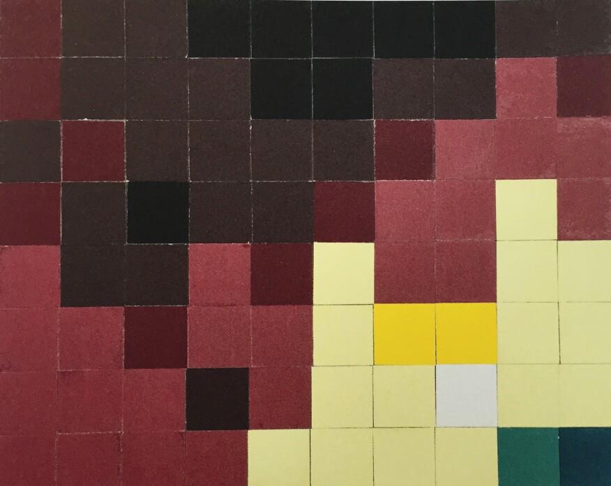 Richard Neutra's Mosaic Construction Test