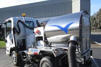 Specify corrosion-resistant sweepers, trucks