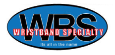 Wristband Specialty Logo