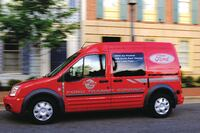 Ford Unveils Fuel-Efficient Van