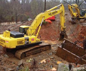 The Stimulus Bill should put many contractors across the U.S. to work as projects are approved.