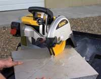 Tool Test: 10-Inch Tile Saws