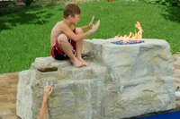 Rico Rock's Waterfall Creations Introduces New Waterfeature