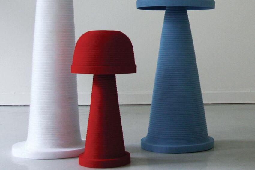 Andreas Kowalewski's Fungi Lamp