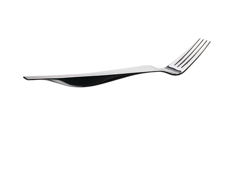 Entrée fork in NADAAA's NumNum flatware collection