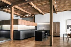 Winners in Architectural Interiors and Kitchen