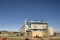 University of Wyoming - Visual Arts Facility