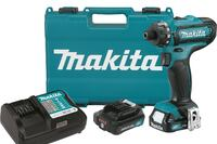 New 12V Tools From Makita