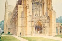 Exhibit: 'Princeton and the Gothic Revival: 1870-1930'