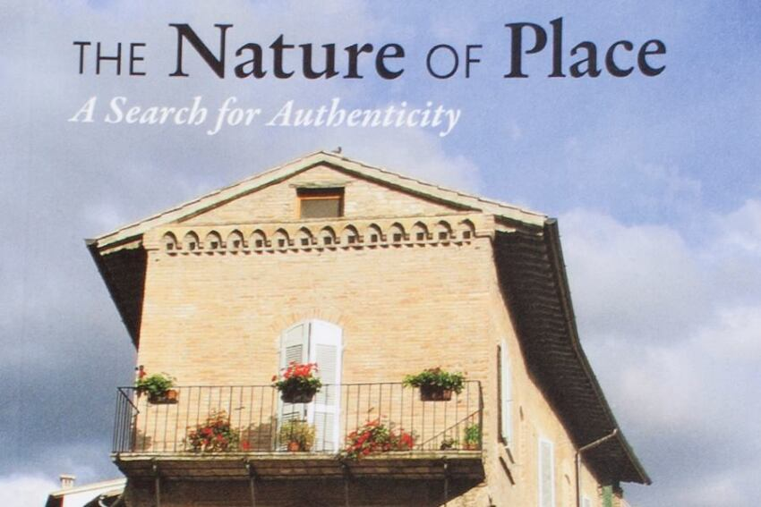 Book: 'The Nature of Place'