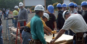 Connecticut's Construction Career Day program brings together hundreds of teens and contractors each year.