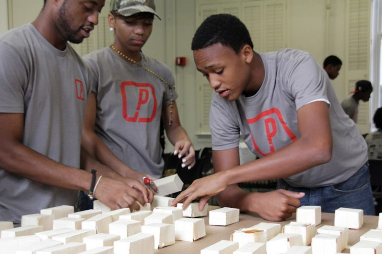 Pipeline Project Introduces Louisiana Students to Architecture
