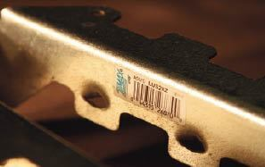 Figure 9. On galvanized steel, copper attacks the zinc coating instead of the underlying steel, but this only buys time. Eventually the zinc will be used up and the steel exposed. Thicker zinc coatings last longer and are indicated on hardware labels by the phrase G-185.
