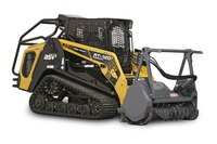 Forestry compact track loader from ASV LLC