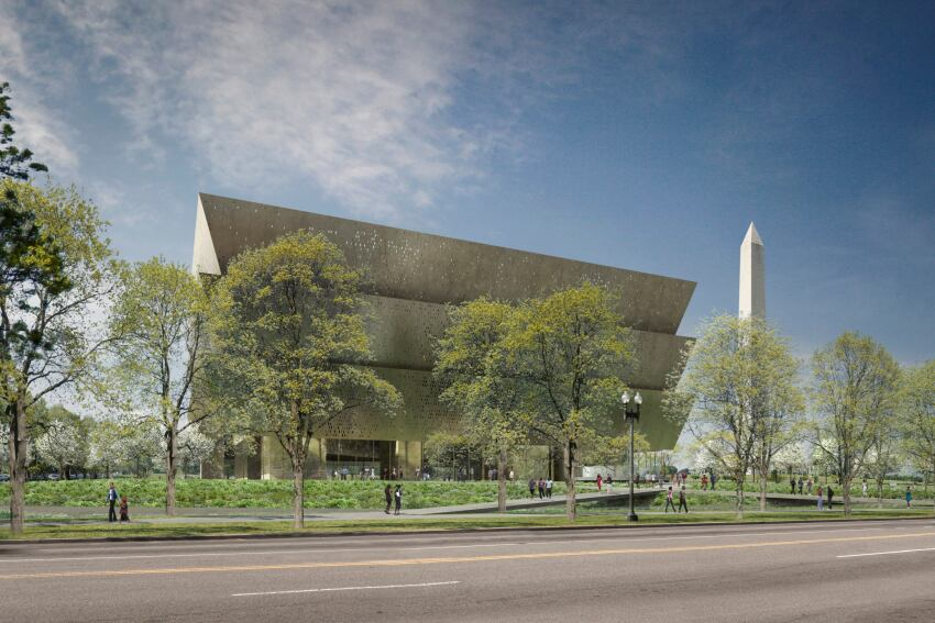 Construction at the National Museum of African American History and Culture to Continue During Shutdown