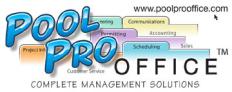 Pool Pro Office Logo